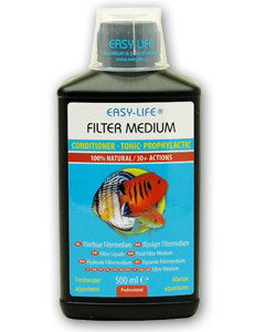 Vedenparannusaine akvaarioon Easy Life filter fluid medium