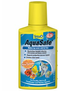 Tetran vedenparannusaine Aquasafe akvaarioon